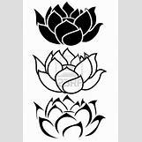 Lotus Flower Black And White Drawing | 801 x 1200 jpeg 84kB