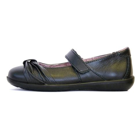 school shoes for black ricosta black leather school shoes nancy mittel