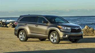 Toyota Highlander 8 Seater 15 Best 8 Passenger Suvs For 2017 Bestcarsfeed