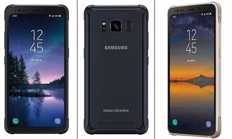 Samsung Galaxy S8 Active Casing Back Kasing Design 056 samsung unveiled an ultra durable galaxy s8 active daily
