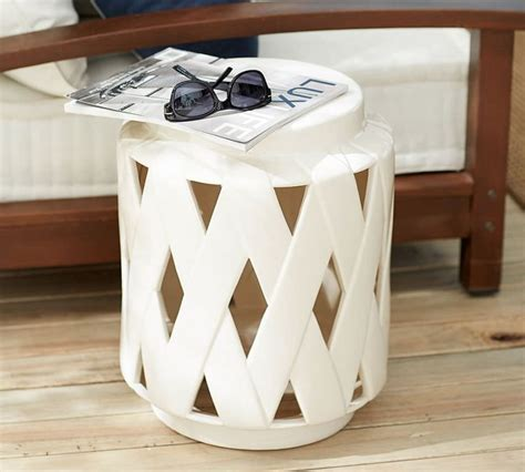 ceramic accent table ceramic white accent table tedx designs the awesome of