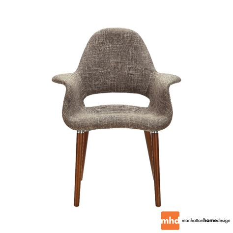 Contemporary Accent Chair Modern Tweed Accent Chair