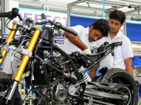 Bmw Motorrad Bangalore by Bmw G310r Begins Production At Tvs Plant In India