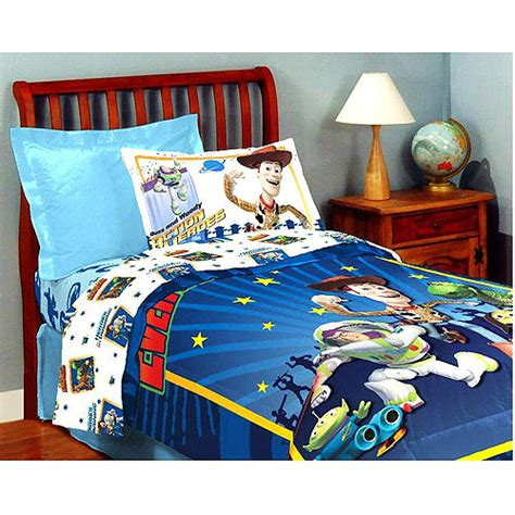 Buzz Lightyear Bed Set New Story Buzz Lightyear Single Bed Comforter Disney Bedding Blanket Ebay