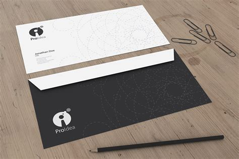 Business Letter Mockup freebie 3d brand identity mock up 2bundles