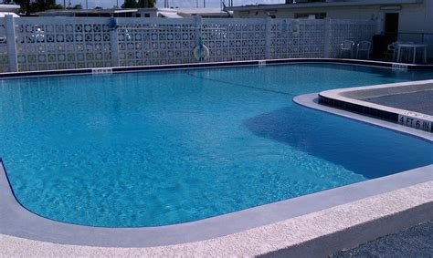 community pool repair and resurfacing with aguaguard epoxy pool paint aqua guard 5000