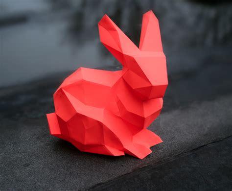 Paper Kits - bunny paperkit studio lise lefebvre