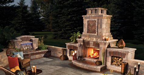 Kansas City Fireplace by Pit Seating And Wood Storage Solutions For Overland
