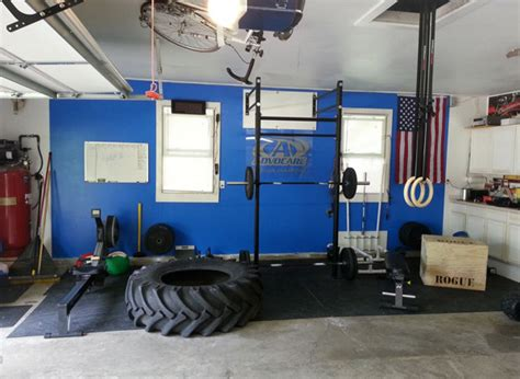 Garage Workbench Design garage gym inspirations amp ideas gallery pg 3 garage gyms