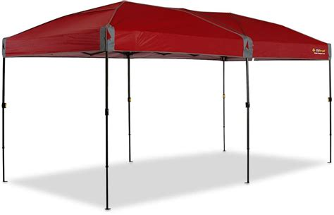 oztrail compact gazebo oztrail compact 4 8 gazebo snowys outdoors