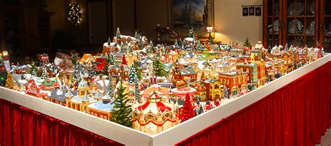Dining Room Tables Decorations it takes a village utah valley s must see christmas