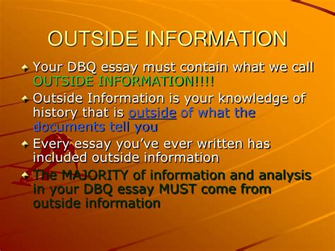 Ratifying The Constitution Dbq 4 Essay by Writing A Dbq