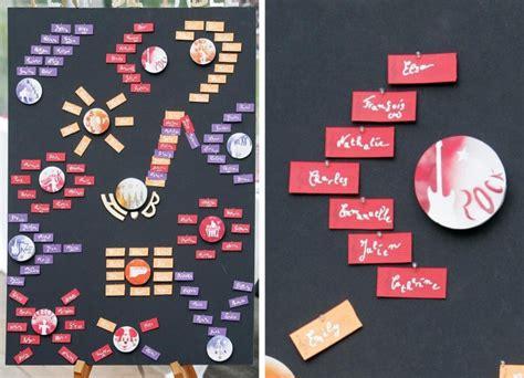 Hochzeit Tischplan by Sitzordnung Tischordnung Zur Hochzeit 17 Kreative Ideen