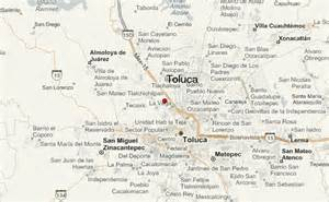 Toluca Mexico Map by Toluca Mexico Map Images