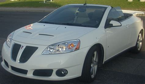 how make cars 2008 pontiac g6 auto manual image gallery g6 convertible