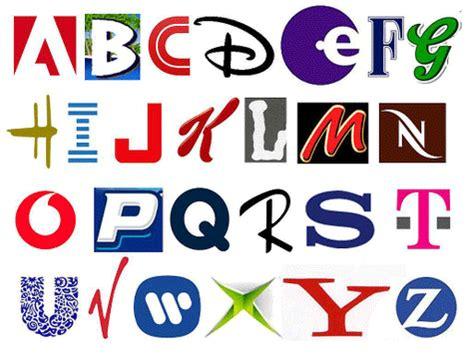 logo alphabet sporcle brands or logos using the letters of the alphabet logo alphabets article abcs alphabet