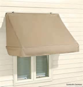 Fabric Door Awning Diy Awnings For Window Amp Door 4 6 8 Fabric Awnings Ebay