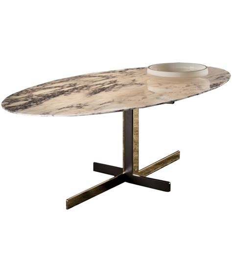 Popular Dining Tables Catlin Dining Table With Marble Top Minotti Milia Shop