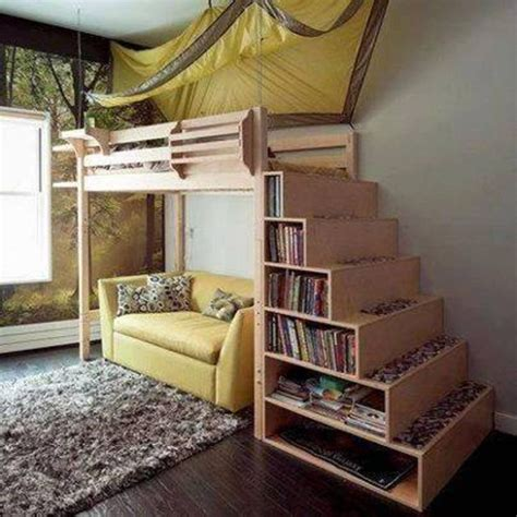 bed steps for adults 19 cool adult loft bed with stairs designs