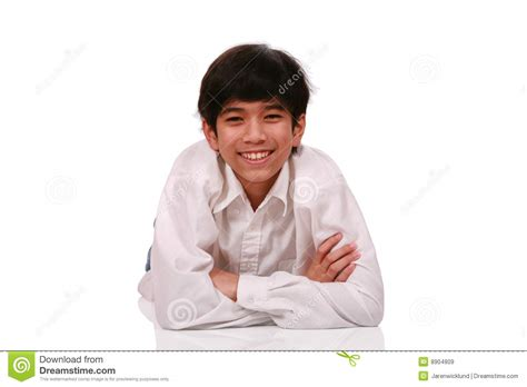 Handsome Teenage Boy Royalty Free Stock Images Image | handsome young teen boy lying on floor royalty free stock