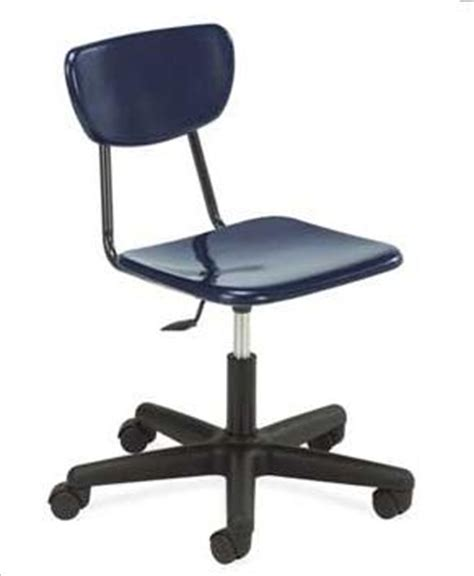 virco 3000 series plastic chair with wheels 3860gc