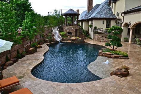 home  garden design ideas idea pools  spas