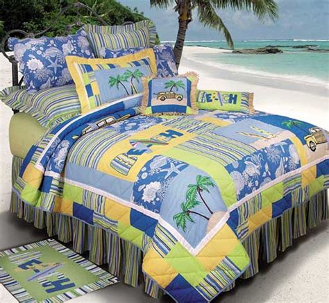 surfer comforter sets surfer s bay bedding atlantic linens