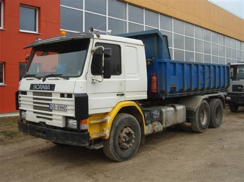 used scania p113 dump trucks year 1995 price 15 524 for