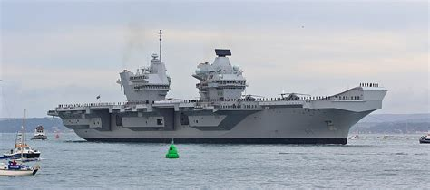 aborted cva heading north the queen elizabeth class carriers and a