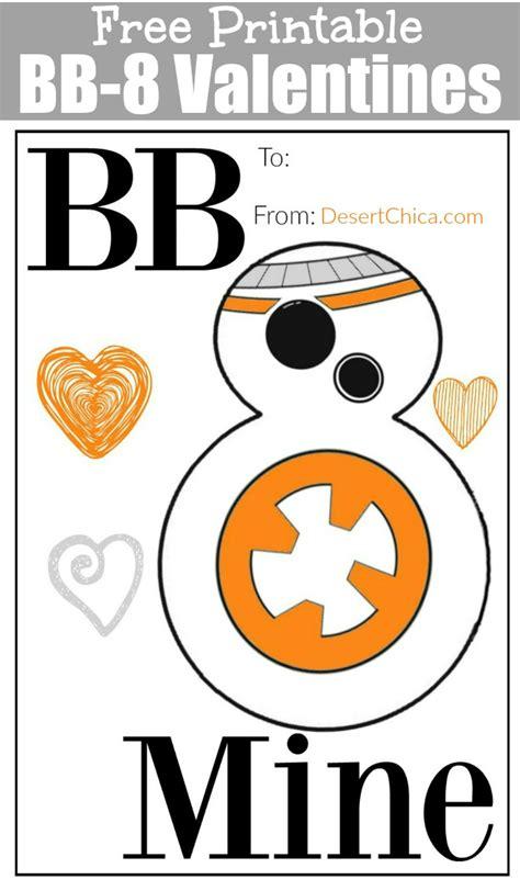 to from valentines free wars bb 8 valentines desert chica