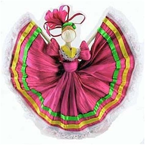 corn husk folklorico dolls 1000 images about mexican corn husk dolls on