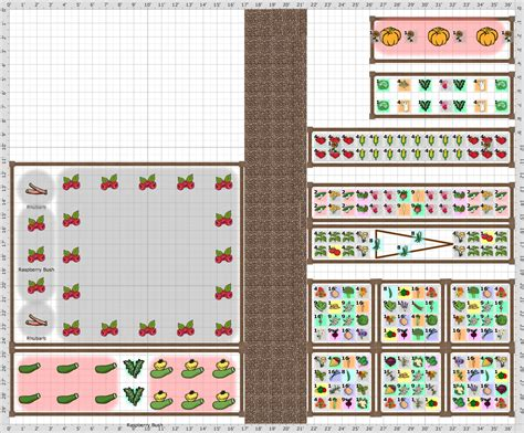 Garden Plan 2016 Vegetable Garden Earth Vegetable Garden Planner
