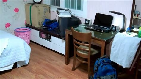 One Room Apartment my apartment in busan south korea red dragon diaries
