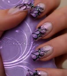 nail designs purple nail art designs 2013 new gel nail