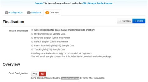 cara membuat website dengan joomla cara membuat website dengan cms joomla nulis ilmu com