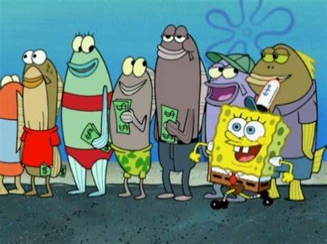 spongebob squarepants  krusty spongesing  song  patrick tv episode