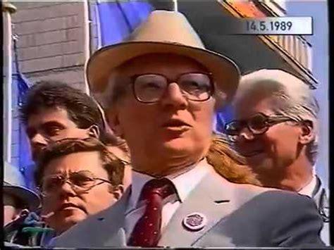 ddr 1 mai aktuelle kamera 14 mai 1989 youtube