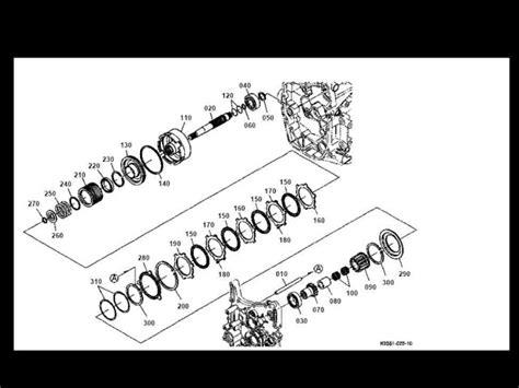 kubota bx2200 parts diagram kubota bx 2200 bx2200 tractor diagram parts manual ebay
