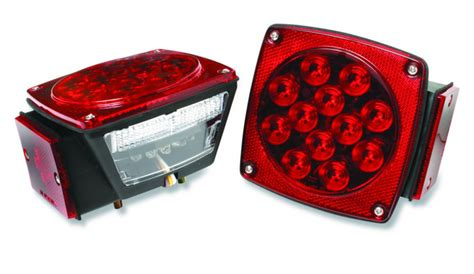 Submersible Led Trailer Lights by Led Submersible Trailer Light Custer Products Custer