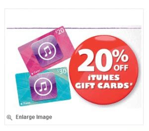 Expired Gift Cards - expired 20 off itunes gift cards at myer for more than a month gift cards on sale
