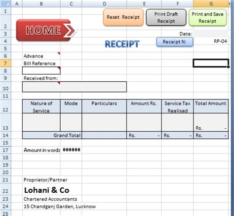 abcaus excel accounting template free
