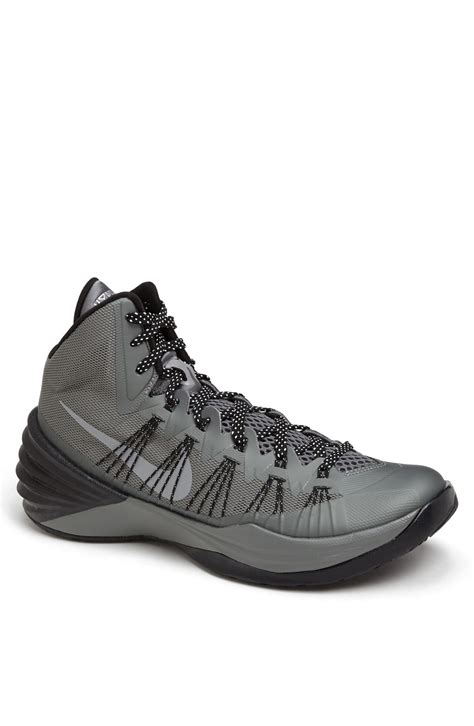 and grey basketball shoes nike hyperdunk basketball shoe in gray for mercury