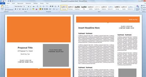 microsoft word powerpoint templates modern template for microsoft word
