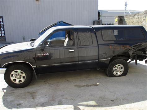 1995 toyota t100 sr5 black xtra cab 3 4l at 2wd z16397 rancho toyota recycling
