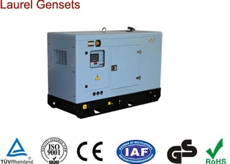 air cooled silent diesel generator set 10kw 50 hz 60 hz