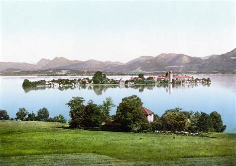 Um Search File Chiemsee Fraueninsel Um 1900 Jpg Wikimedia Commons