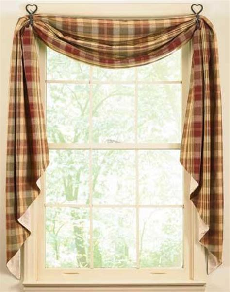 Cottage Kitchen Curtains Country Decor Cottage Kitchen Curtains Retro And Country Style Kitchen Curtains About