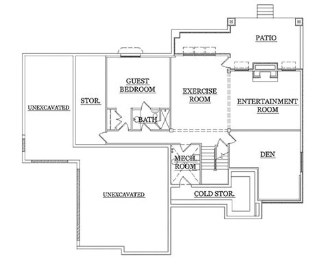 exceptional empty nester home plans 8 empty nester house