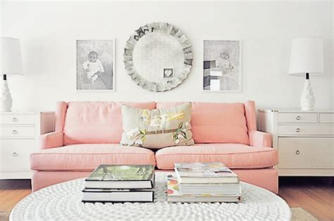 one sofa living room decosee com cool and modern pastel living room design