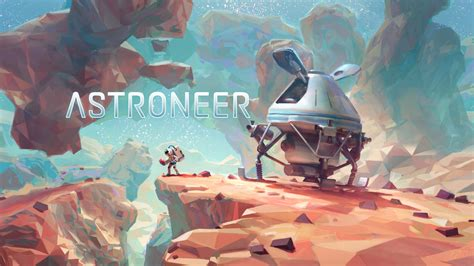 Wallpaper Unique by Astroneer Tiny Spaceship